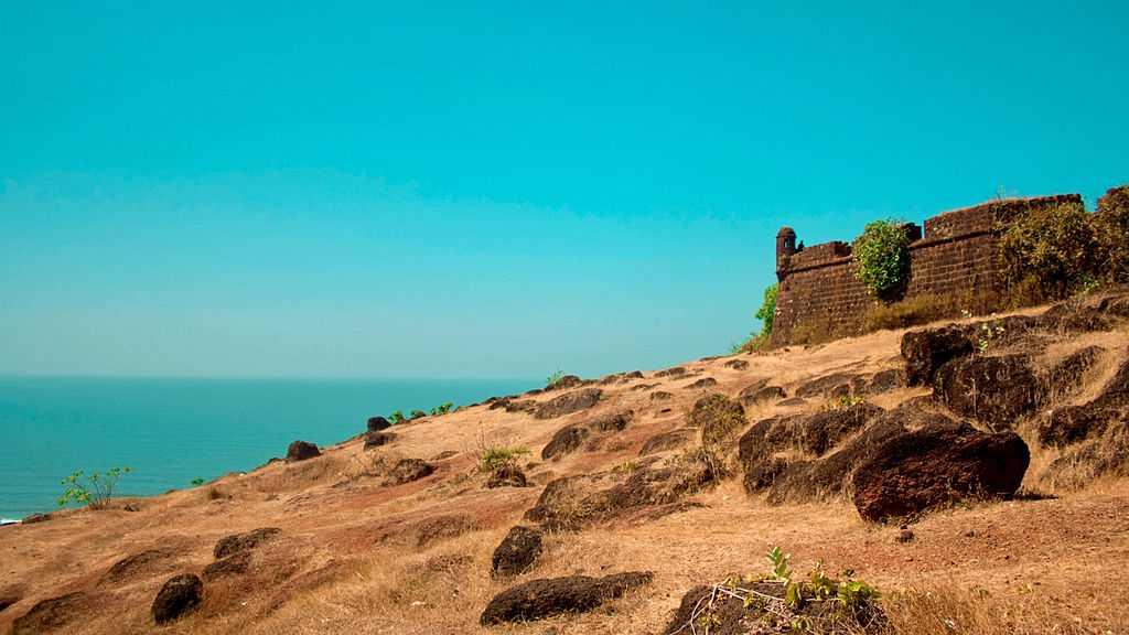 Chapora Fort: For Selfie Lovers