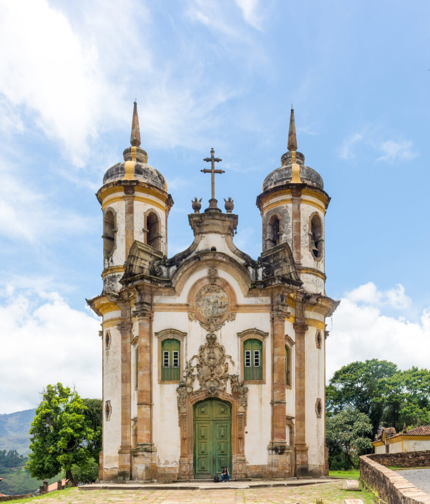 Church Of St. Francis Of Assisi: World's second Largest Bell