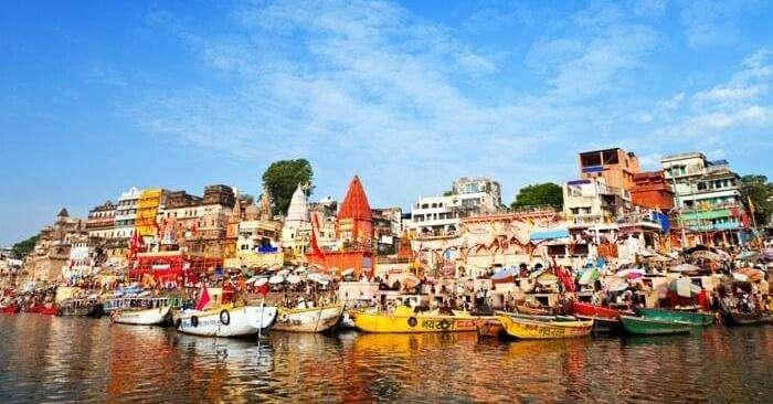 Chousatti Ghat – Famous Sanskrit Scholar's Shelter