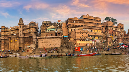 Dashashwamedh Ghat – The Most Vibrant Ghat In Town