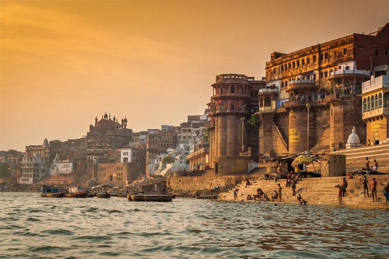 Panchganga Ghat – Where The Five Rivers Met