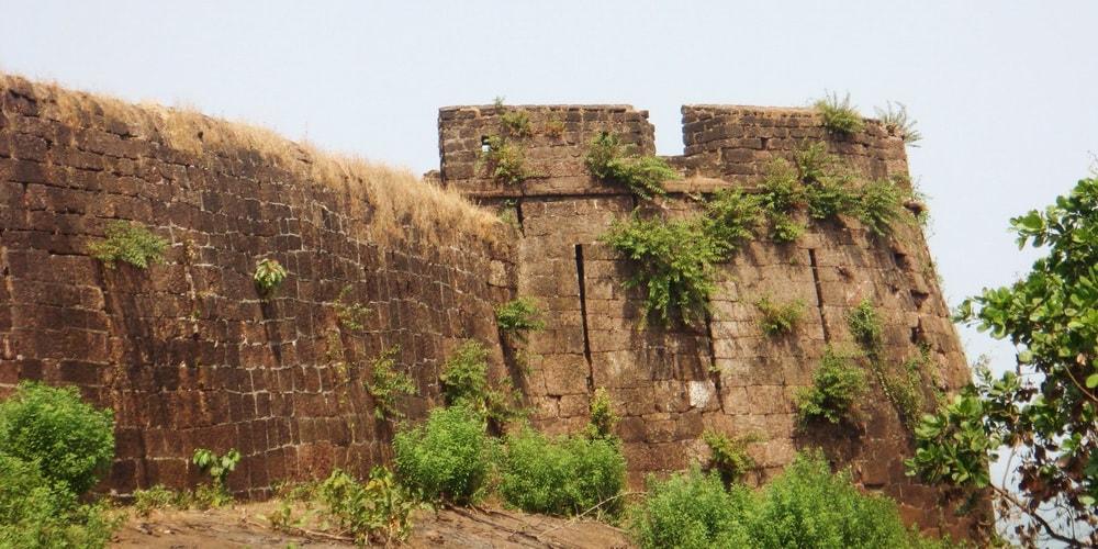 Cabo De Rama Fort: Mythological Site