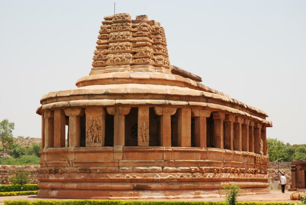 Durga Temple – The Fabled Old World Legend