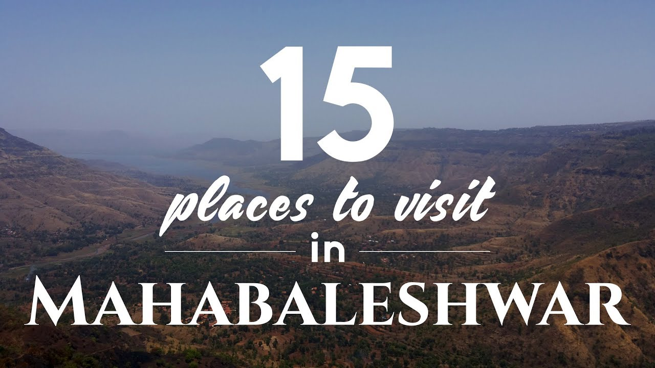 Top 15 Places To Visit In Mahabaleshwar