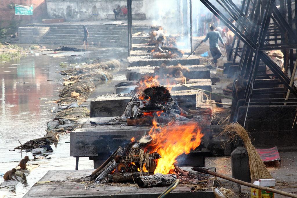Manikarnika Ghat – The Prime Cremation Ghat