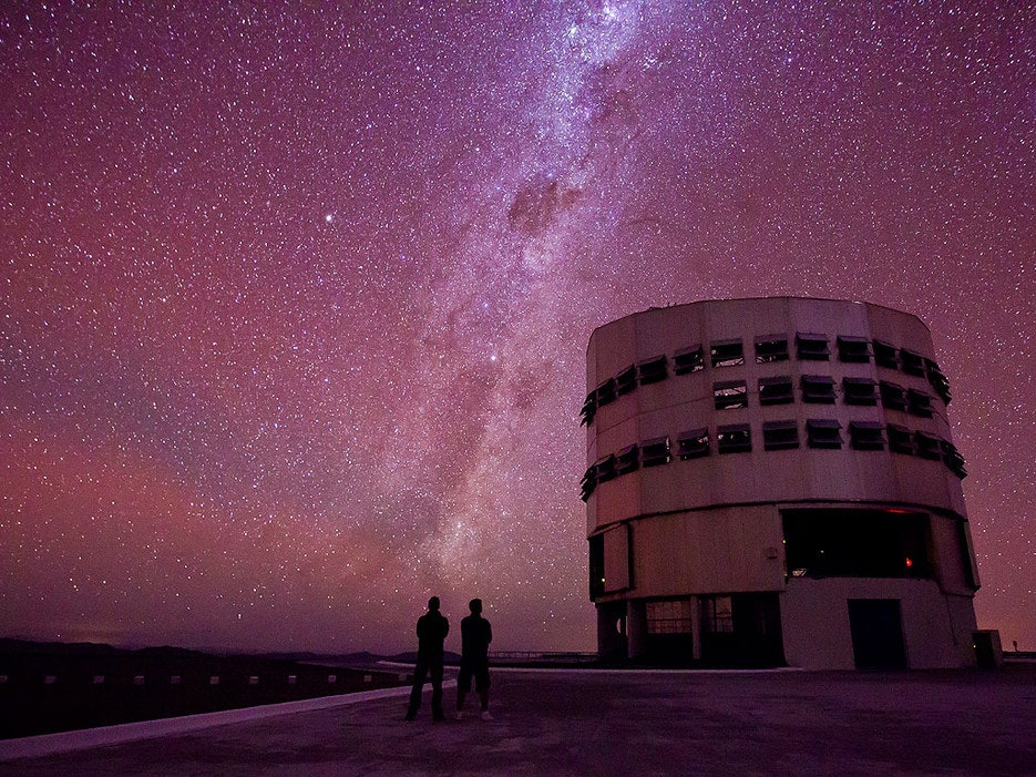 Astrophysical Observatory – A Perfect Spot