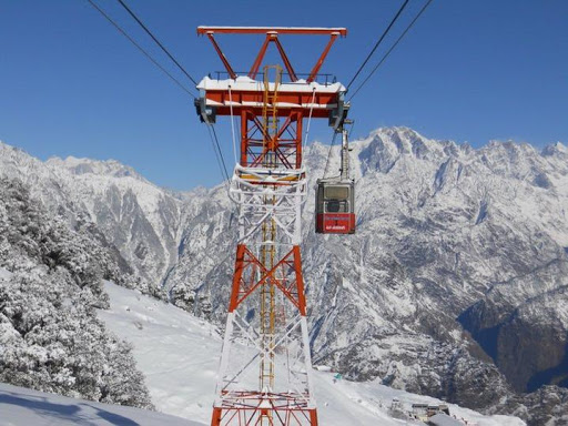 Auli, Uttarakhand: A Place Adorned With Snow