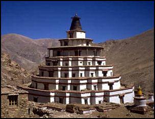 Tibetan Temple – Marvel At The Tibetan Architecture