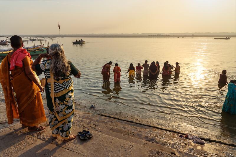 Kedar Ghat – Sacred Bathing Place