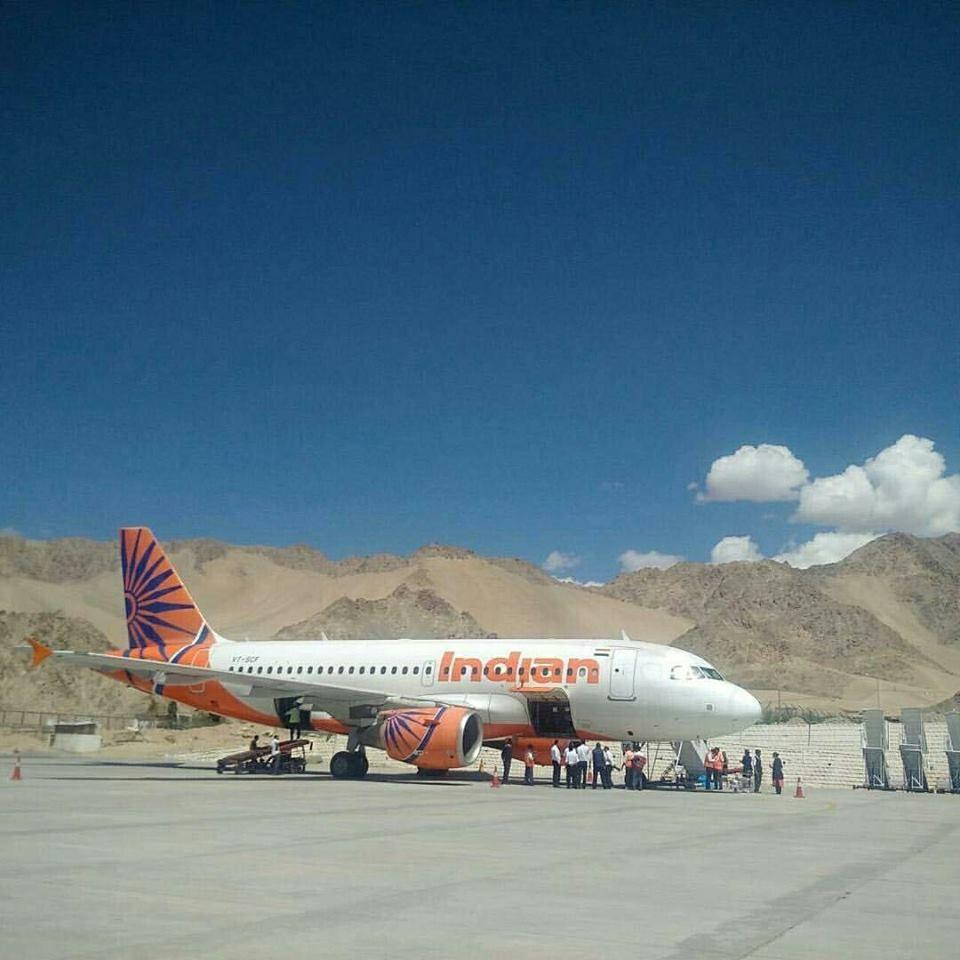Kushok Bakula Rimpochee Airport, Leh