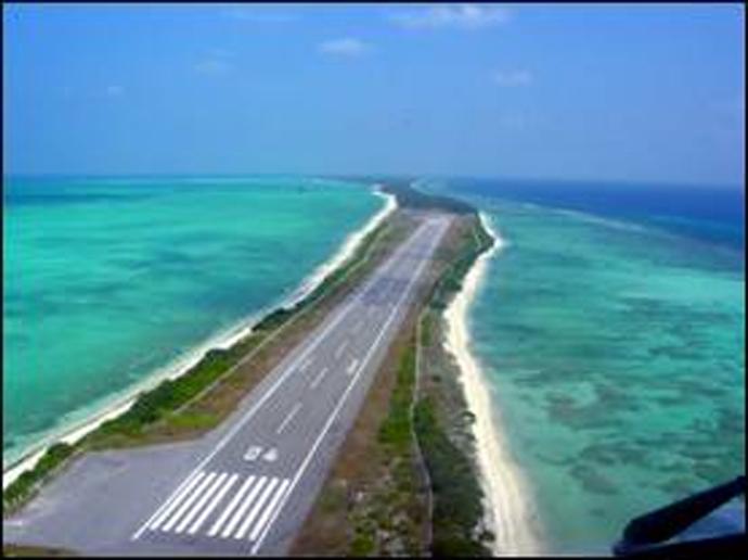 Agatti Airport, Lakshadweep