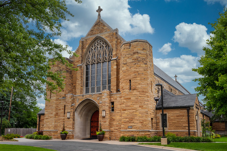 St. Francis Church – Pay A Visit With Family