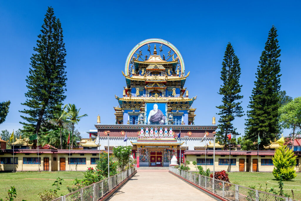 Tibetan Buddhist Temple – For Peaceful Environs