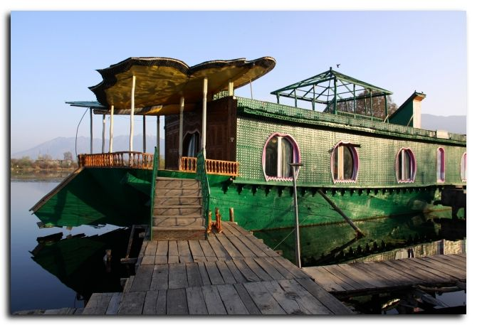 Butterfly Group Of Houseboats: Luxe Stay