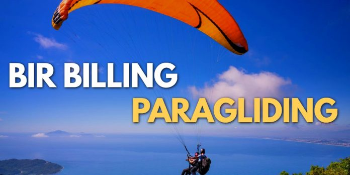Bir Billing: Known For Paragliding In India