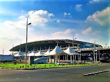 Chennai International Airport, Chennai