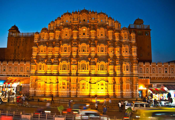 Udaipur – The Golden City Of Lakes