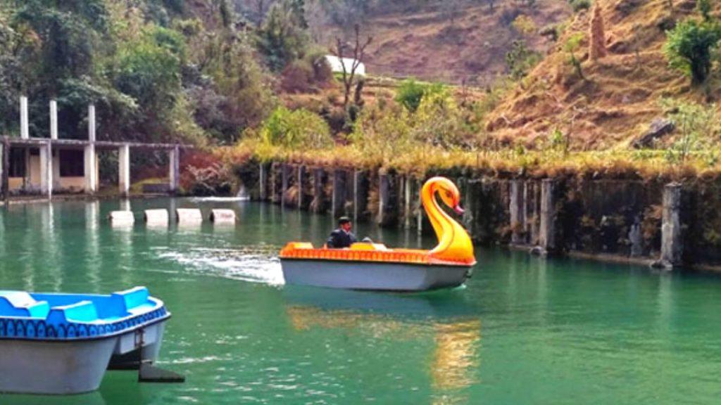 Lake Mist – Enjoy Boating