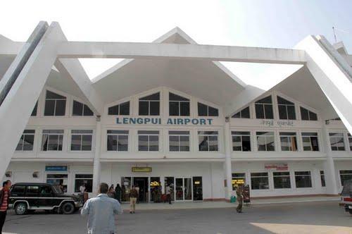 Lengpui Airport, Mizoram
