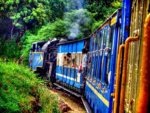 Nilgiri Mountain Railway (Ooty Toy Train)