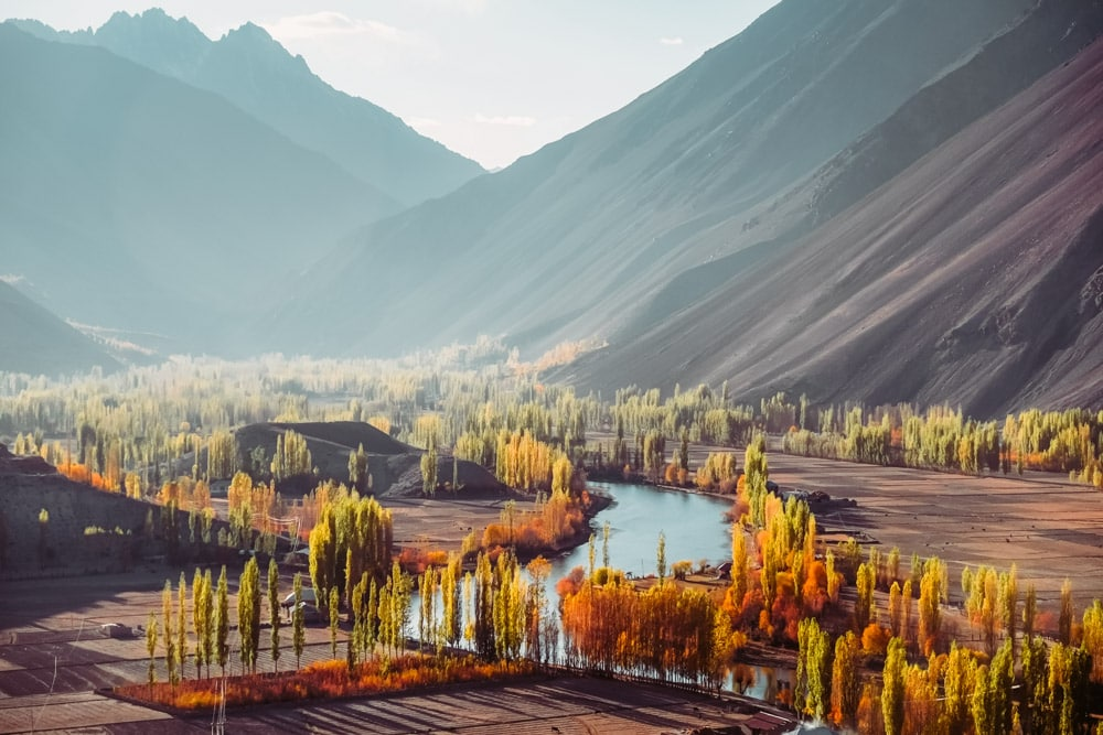 Glad Valley – The Picturesque Spot