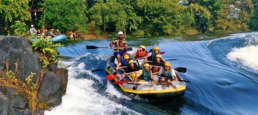 Waterway Rafting