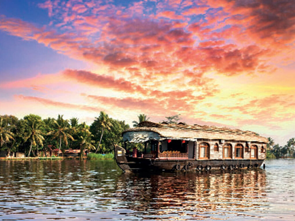 Sanctuary Group Of Houseboats: One Of The Oldest!