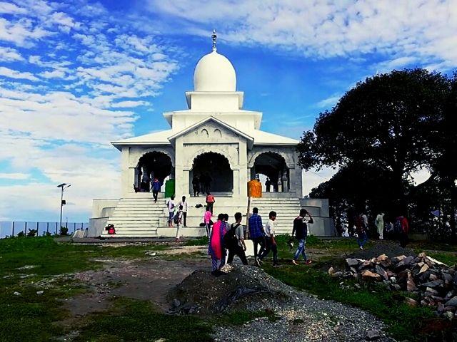 Bhadraj Temple – Trek To The Temple