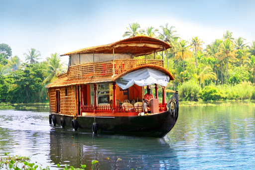 Kerala: Known For Its Backwaters