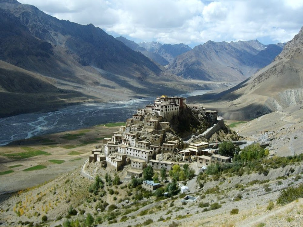 Spiti: Known For Its Rugged Mountainscape