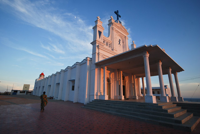 Sacred Cross Shrine
