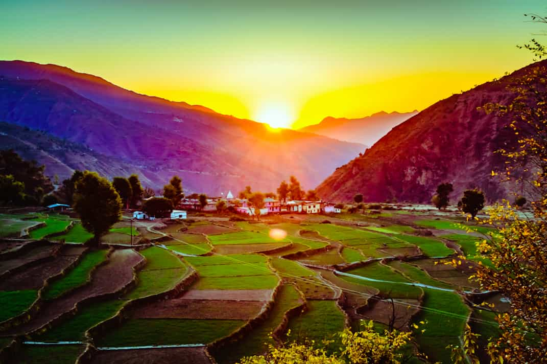 The 10 Cleanest & Most Magnificent Villages In India Where You Must Plan Your Sojourn