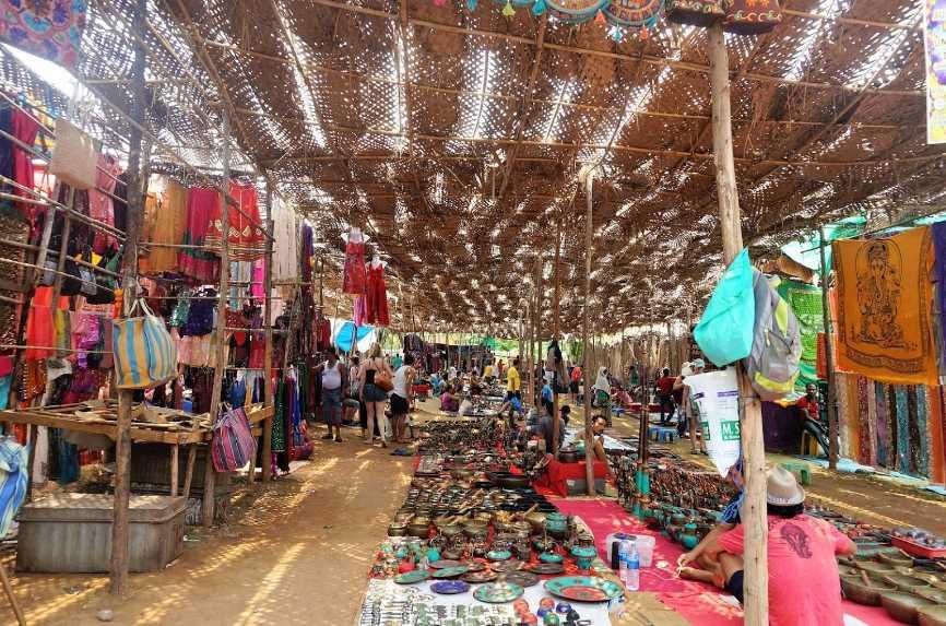Arambol Street Market