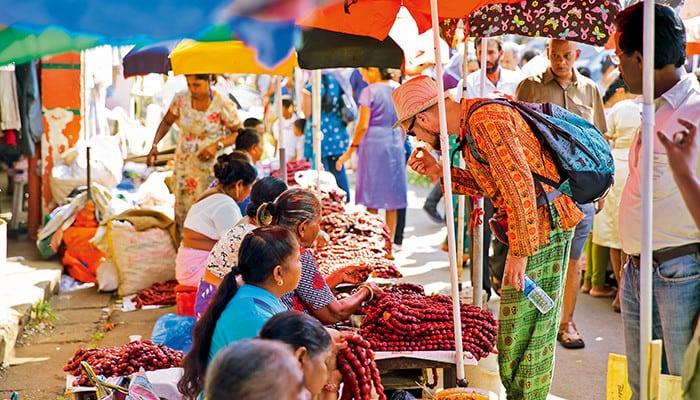 Mapusa Friday Market