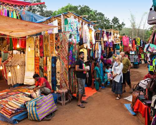 Flea Markets in Goa for that Perfect Beachside Shopping Experience