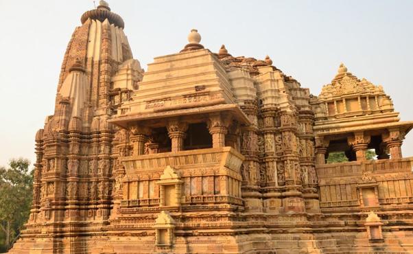 The Khajuraho Group of Monuments in Madhya Pradesh