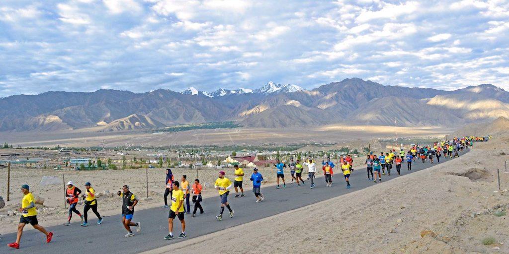5. Khardungla Race
