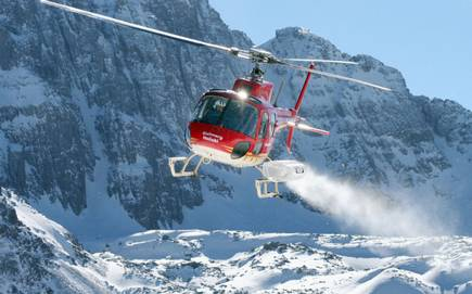 10. Heli-Skiing Gulmarg