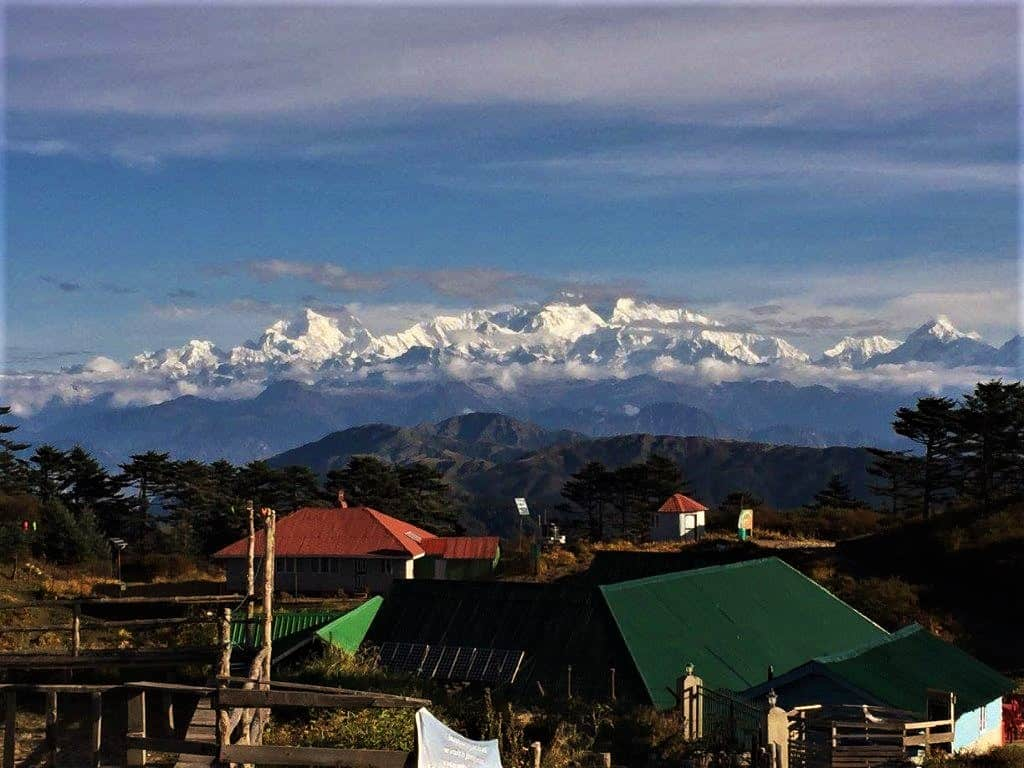 7. Sandakphu, Darjeeling