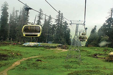 1. Gulmarg Gondola