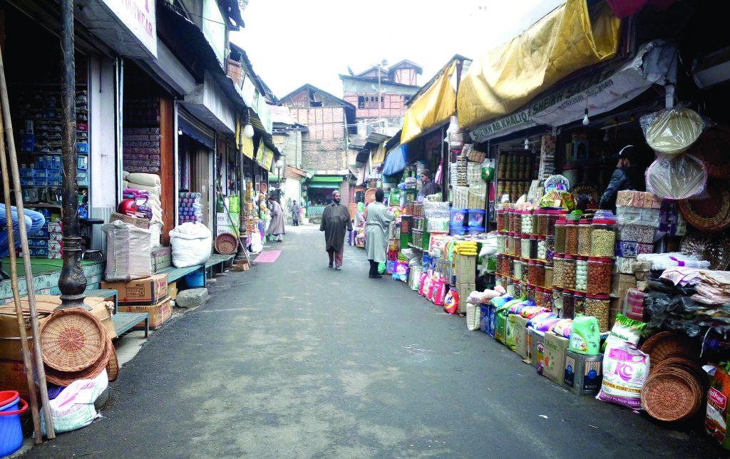 4. Maharaja Bazar