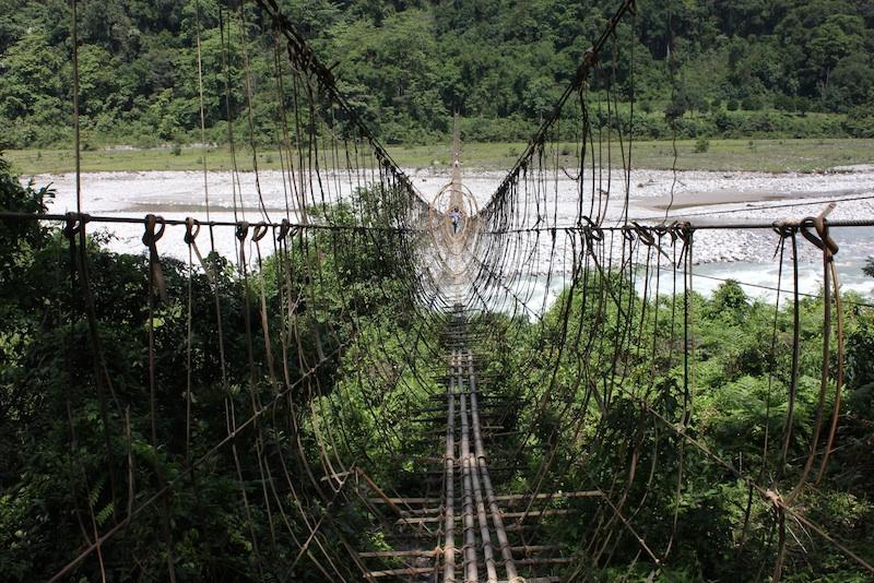 5. Damro, Arunachal Pradesh