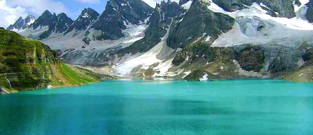 9. Alpather Lake