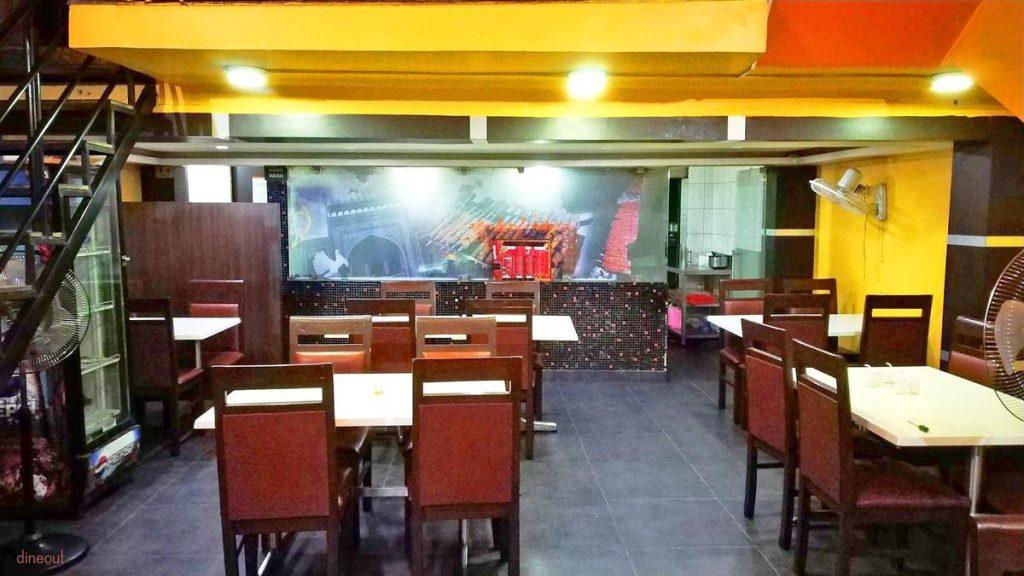 8. Lazeez Restaurant